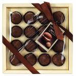 Baci di Dama con cacao